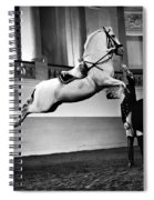 Riding School, Vienna Spiral Notebook