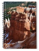 View From Rim Trail Spiral Notebook