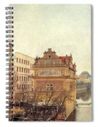 View On A River Spiral Notebook