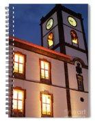 Vila Franca Do Campo Spiral Notebook