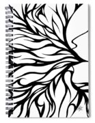 Viliansbreath Spiral Notebook