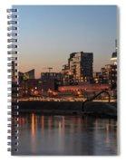 Vilnius City Spiral Notebook