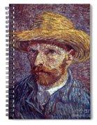 Vincent Van Gogh Spiral Notebook