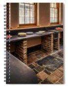Vintage Kitchen Spiral Notebook