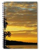 Viti Levu, Coral Coast Spiral Notebook