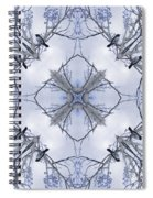 Wagtail Spiral Notebook