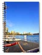 Waikiki Hawaii Spiral Notebook
