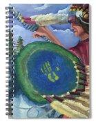 Warpath Spiral Notebook