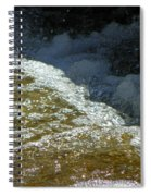 Water 2-0 Spiral Notebook
