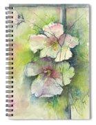 Watercolour Spiral Notebook