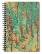 Way To Atago Spiral Notebook