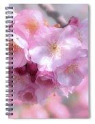 Wedding Flowers Spiral Notebook