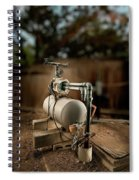 Well Pump Spiral Notebook