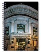 Wells Fargo Bank Building In San Francisco, California Spiral Notebook