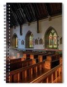 Welsh Church Spiral Notebook