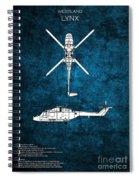 Westland Lynx Spiral Notebook