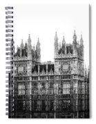 Westminster - London Spiral Notebook