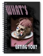 What's Eating You Spiral Notebook