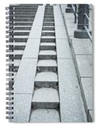 Wheelchair Ramp Spiral Notebook
