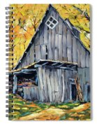 Where I Want To Be By Prankearts Fine Art Spiral Notebook