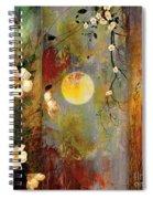 Whisper Forest Moon II Spiral Notebook