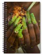 Wibbily Wobbly Timey Wimey Spiral Notebook