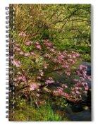Wild Piedmont Azalea Spiral Notebook