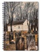 Wildasin Meetinghouse Spiral Notebook