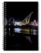 Wildwood New Jersey Spiral Notebook