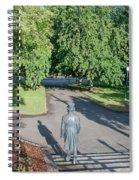 William Russ Pugh Spiral Notebook