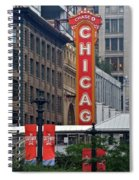 Windy City Theater Spiral Notebook