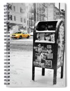Winter Is Coming Spiral Notebook