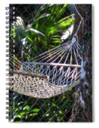 Wish You Were Here Spiral Notebook