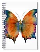 1 Wizard Butterfly Spiral Notebook