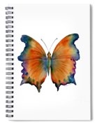 1 Wizard Butterfly Spiral Notebook