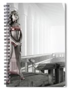 Woman Warrior Spiral Notebook