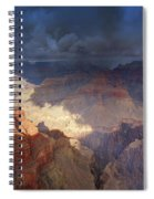 World Of Wonders Spiral Notebook