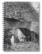 World War I: U.s. Troops Spiral Notebook