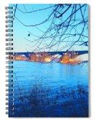 Wrightsville Bridge Spiral Notebook