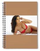 Xyz Collagen Cream Spiral Notebook