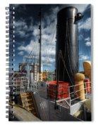 Yelta Spiral Notebook