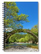 Zagora Traditional Bridge Spiral Notebook