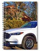 Zoom Zoom Spiral Notebook
