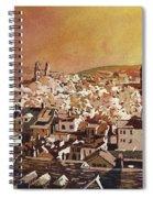 Zurich Skyline Spiral Notebook