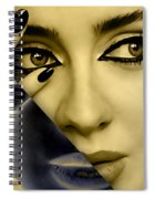 Adele Collection Spiral Notebook