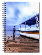 Bali Sunrise Spiral Notebook