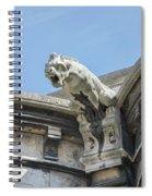 Basilica Du Sacre-coeur De Montmartre Spiral Notebook
