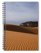 Coral Pink Sand Dunes Spiral Notebook