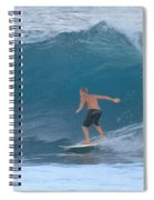 10 Footer Spiral Notebook