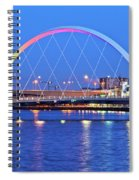 Glasgow, Scotland Spiral Notebook